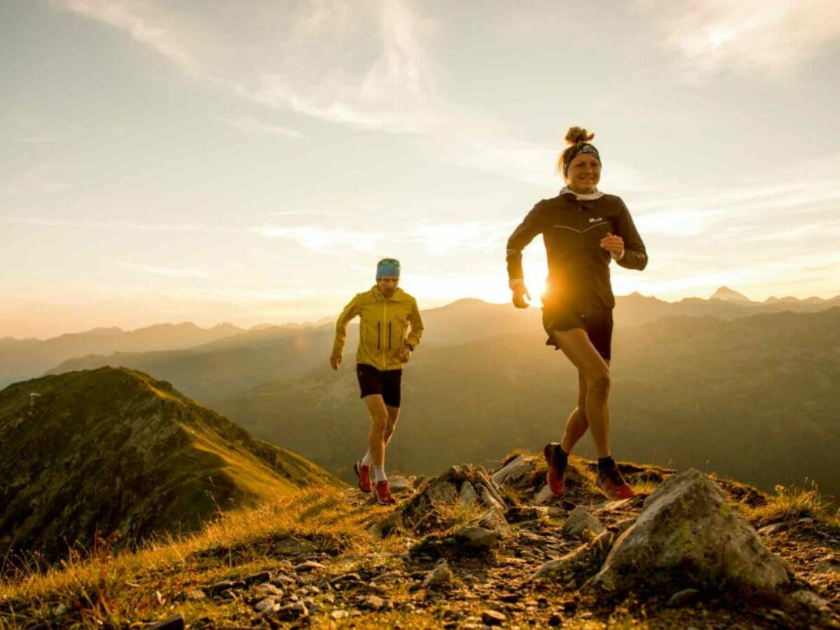 Sportferien in Klosters - Trailrunning